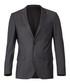 Dark grey wool blend blazer Sale - Boss By Hugo Boss Sale