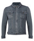 Aqua cotton blend denim jacket Sale - Boss By Hugo Boss Sale
