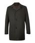 Dark beige cotton blend 3 button coat Sale - Boss By Hugo Boss Sale