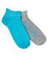 2pc blue & grey cotton blend sock set Sale - Boss By Hugo Boss Sale