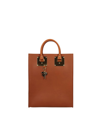 ac4d4514b Albion brown leather tote Sale - SOPHIE HULME Sale