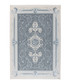Diyez 100 blue & ivory rug 200x290cm Sale - pierre cardin Sale