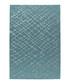 Sateen 400 turquoise rug 200x290cm Sale - pierre cardin Sale