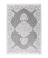Saloon 200 silver rug 160x230cm Sale - pierre cardin Sale