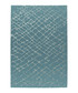 Sateen 400 turquoise rug 80x300cm Sale - pierre cardin Sale