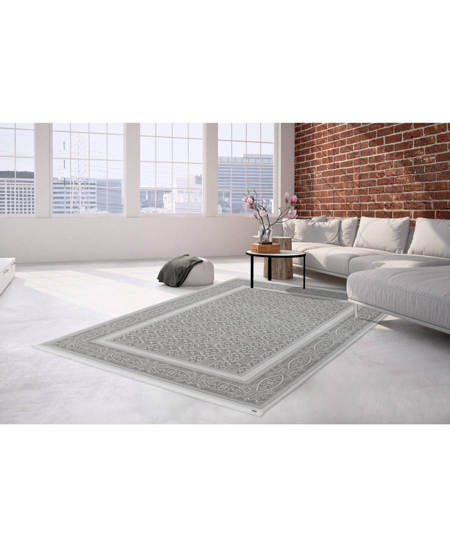 Saloon 400 silver rug 80x150cm Sale - pierre cardin