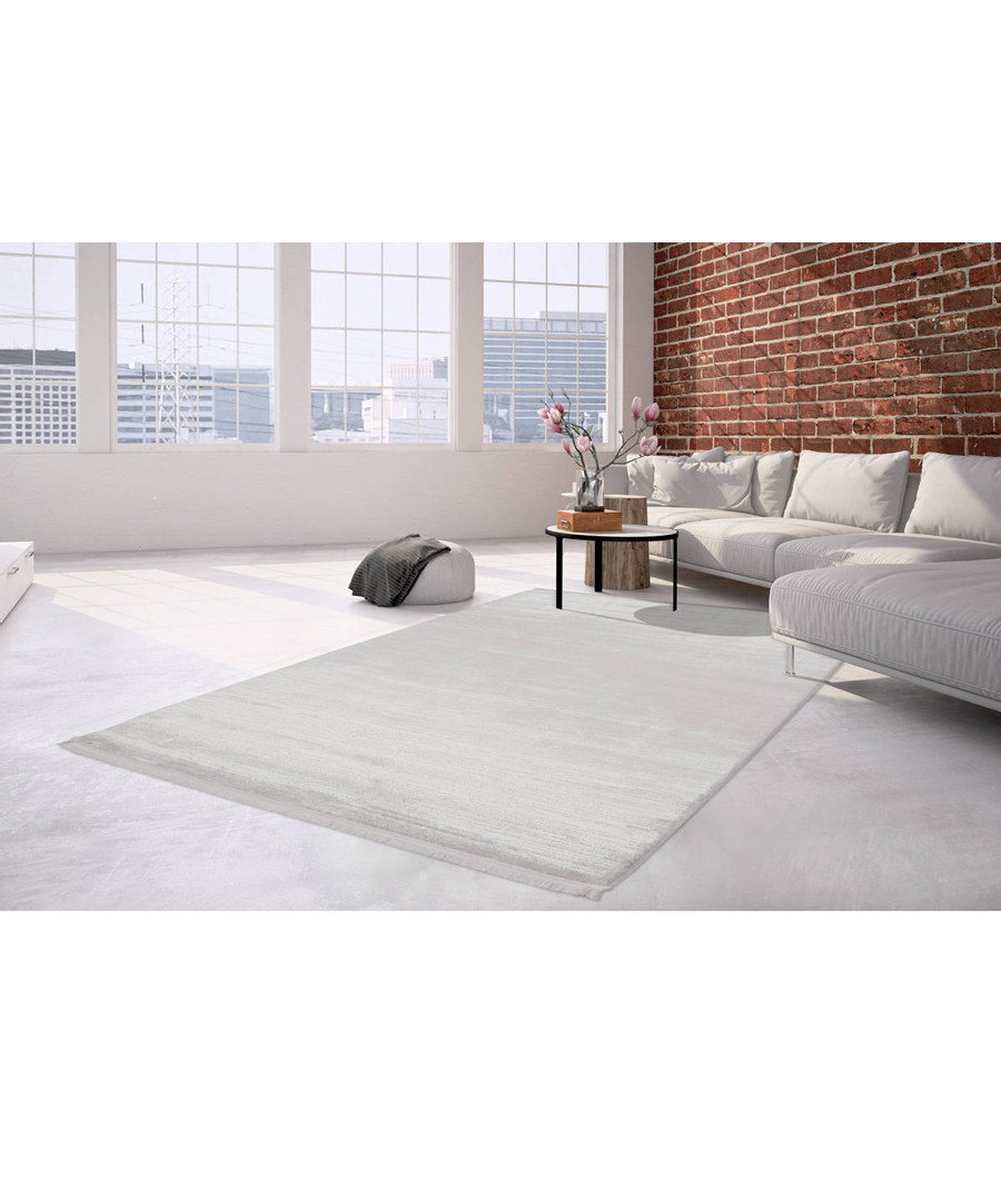 Albero 100 silver rug 80x150cm Sale - pierre cardin