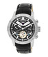 Hamilton black leather watch Sale - heritor automatic Sale