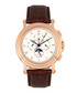 Kingsley brown leather watch Sale - heritor automatic Sale
