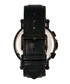 Kingsley black leather watch Sale - heritor automatic Sale