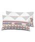 2pc multi-coloured pure cotton cushion Sale - Derhy Sale