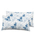 2pc blue pure cotton pattern cushion Sale - Derhy Sale