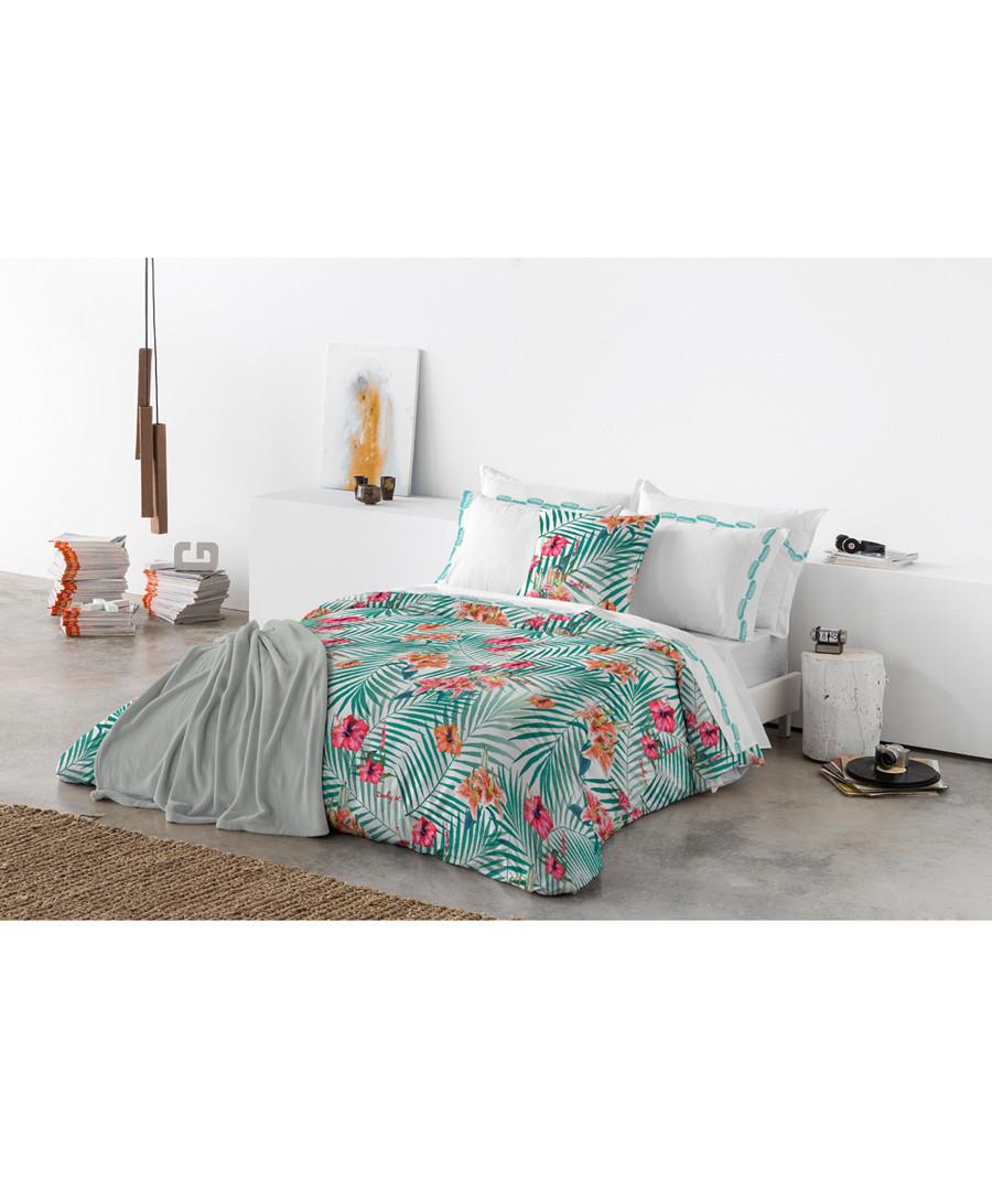 Multi-colour pure cotton s.duvet cover Sale - Derhy