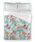 Blue pure cotton double duvet cover Sale - Derhy Sale