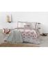 Pink pure cotton s.king duvet cover Sale - Derhy Sale