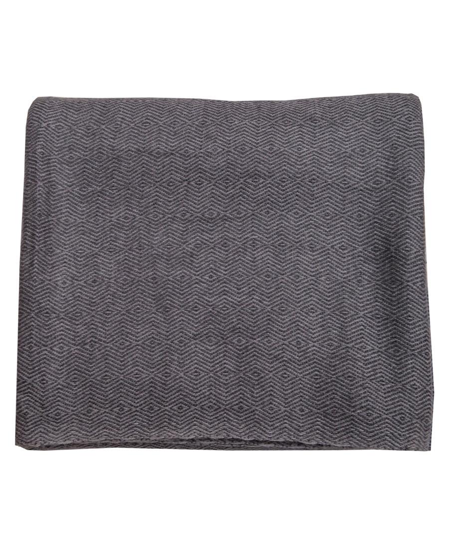 Pebble pure cashmere throw 135x255cm Sale - Panache Handicraft Ltd