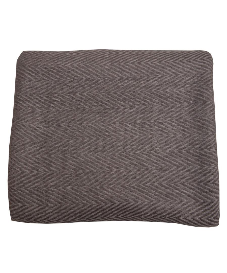 Dove pure cashmere throw 135x255cm Sale - Panache Handicraft Ltd