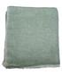 Olive pure cashmere throw 135x255cm Sale - panache handicraft Sale