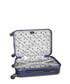Clarks 3pc blue spinner suitcase nest Sale - platinium Sale