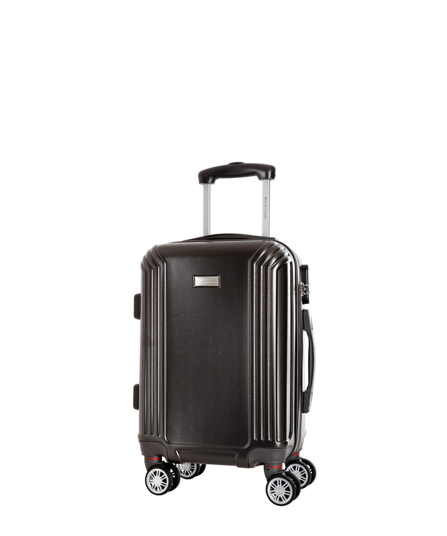 Kirwee grey spinner suitcase Sale - platinium