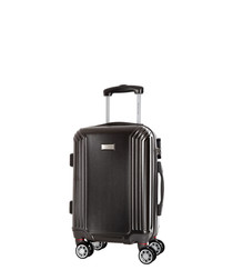 Kirwee grey spinner suitcase