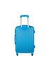 Allgood 3pc blue spinner suitcase nest Sale - platinium Sale