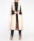 Beige cape coat Sale - carla by rozarancio Sale