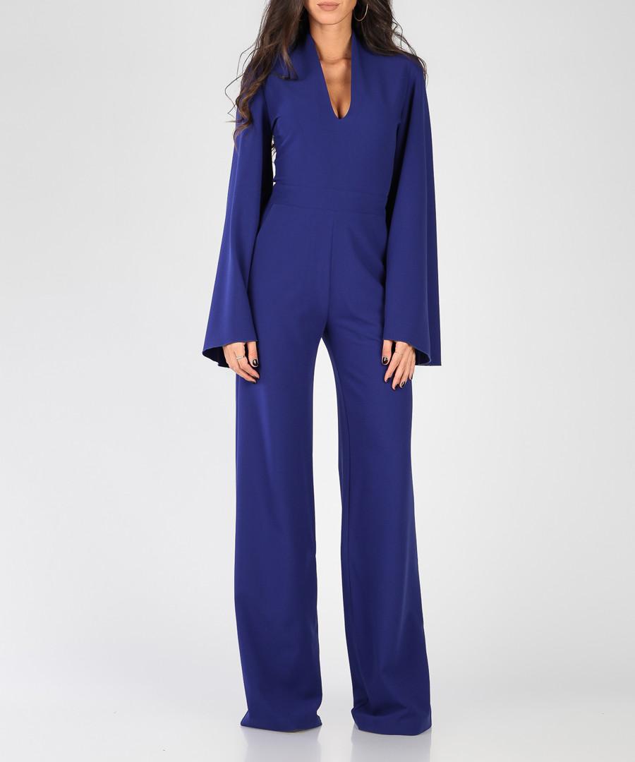 Royal blue jumpsuit Sale - isabel by rozarancio