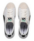 Green & white logo lace-up sneakers Sale - puma Sale
