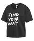 Puma X Shantell black print T-shirt Sale - puma Sale