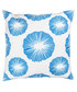 Blue & white cushion cover 50cm Sale - FEBRONIE Sale