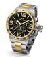 Black & gold-tone steel watch Sale - tw steel Sale