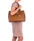 Tan leather buckle grab bag Sale - mia tomazzi Sale