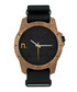 Black numberless watch Sale - NEAT Sale