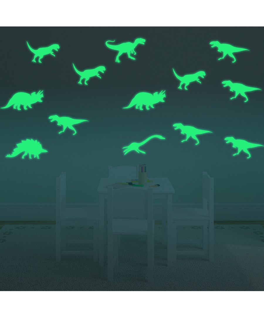 Dinosaur Glowing wall stickers Sale - Walpus