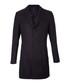 Steven dark blue wool blend coat Sale - hugo boss Sale