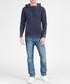Marine cotton blend hoodie Sale - DreiMaster Sale
