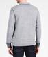 Grey melange cotton blend jumper Sale - DreiMaster Sale