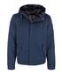 Marine cotton blend hooded jacket Sale - DreiMaster Sale