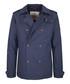 Marine cotton double breasted coat Sale - DreiMaster Sale