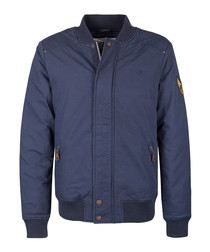 Marine pure cotton jacket