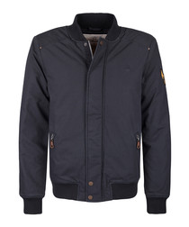 Black pure cotton jacket