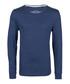 Marine pure cotton long sleeve top Sale - DreiMaster Sale