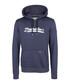 Marine cotton blend logo hoodie Sale - DreiMaster Sale