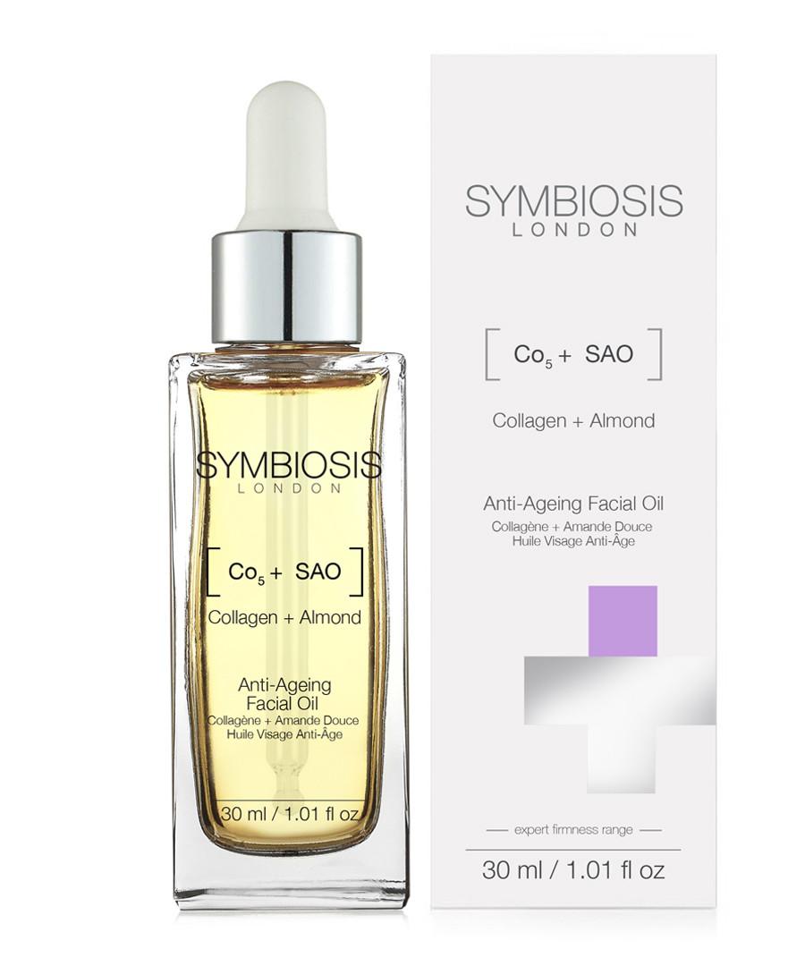 Collagen & Almond facial oil 30ml Sale - symbiosis skincare