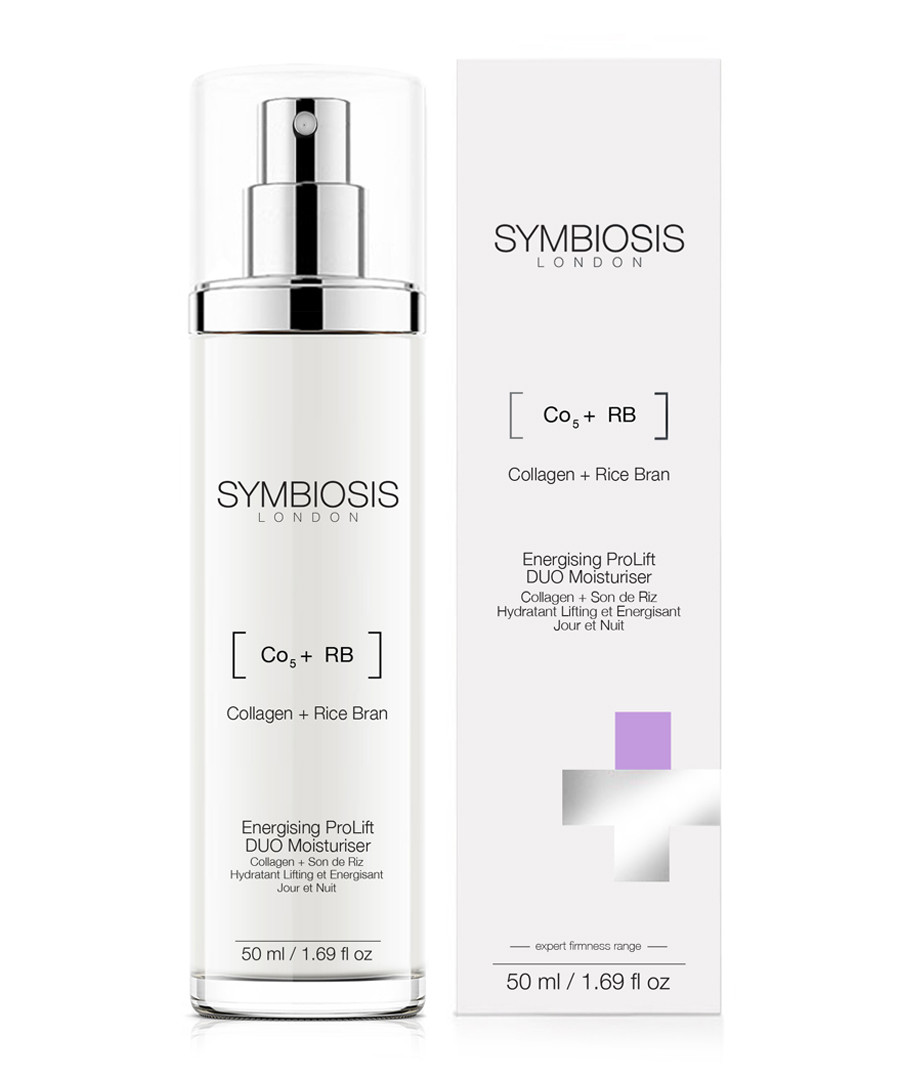Collagen & Rice Bran moisturiser 50ml Sale - symbiosis