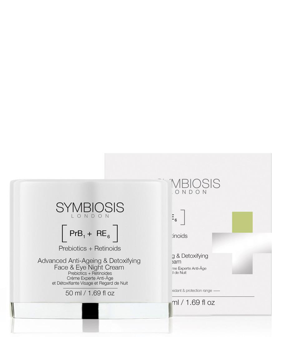 Prebiotics & Retinoids night cream 50ml Sale - symbiosis