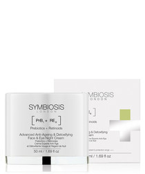 Prebiotics & Retinoids night cream 50ml