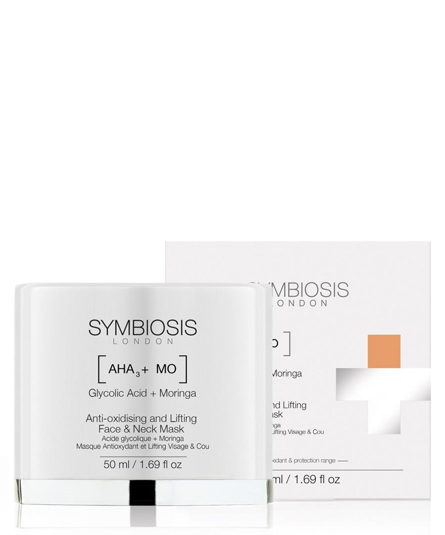Glycolic Acid & Moringa mask 50ml Sale - symbiosis