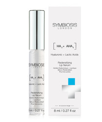 Hyaluronic & Lactic Acids lip serum 8ml
